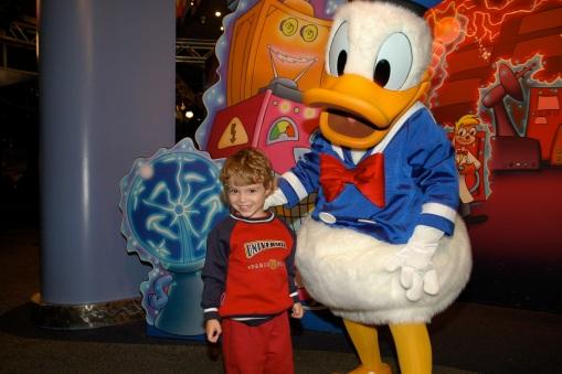 Qual a melhor idade para levar uma criança à Disney?