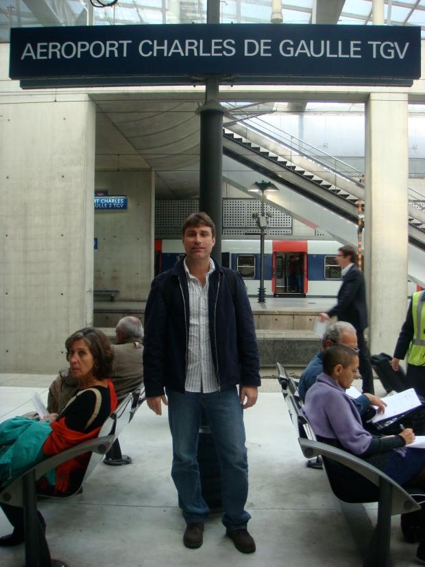 Deslocamentos dentro da Europa: de trem ou de avião?