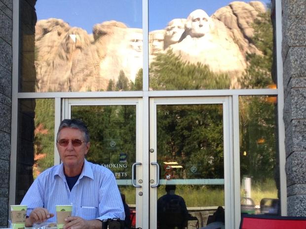 De carro pelo Velho Oeste - Parte 3: Monte Rushmore