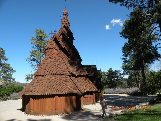 Chapel in the Hills, South Dakota
