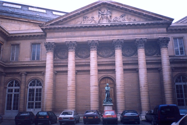 Université Paris Descartes, onde funciona o Musée de l'Histoire de la Médecine