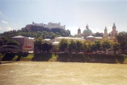 Salzburg, cidade dos sonhos de qualquer amante da música clássica