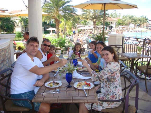 Mario's, nosso restaurante favorito para o almoço