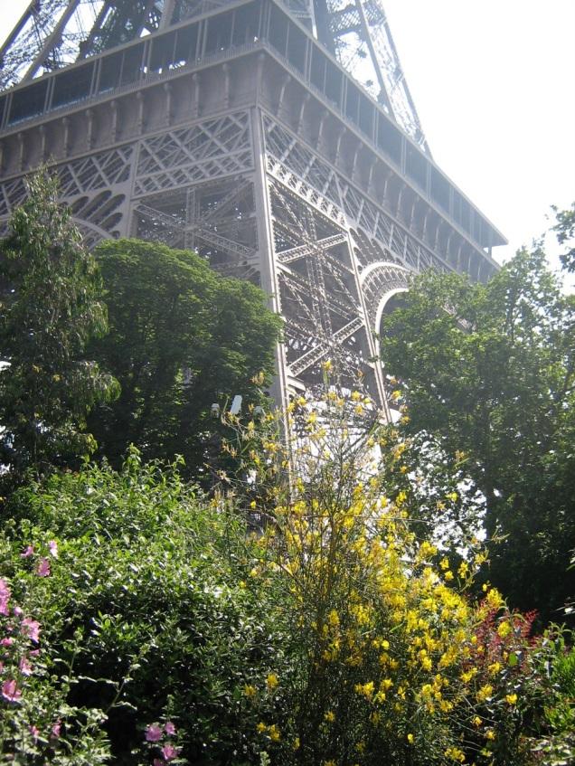 O principal ícone parisiense