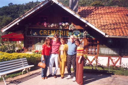O charme suíço da Crémerie Genève