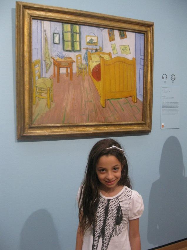 Eu concordo com a Juju: Quarto em Arles também é meu Van Gogh favorito!