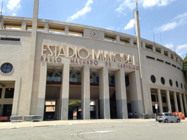 O Estádio do Pacaembu abriga esta atração imperdível em São Paulo