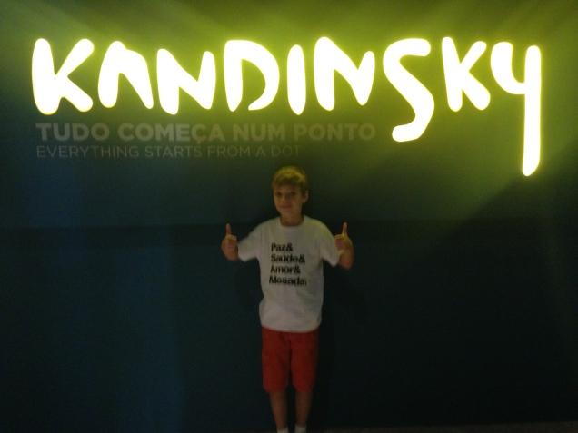 Kandinsky no CCBB