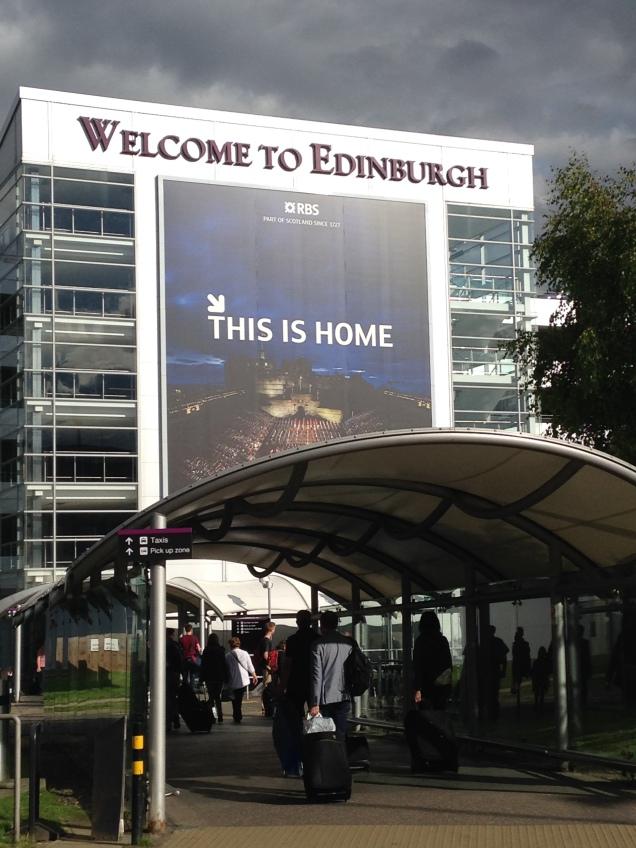 A gentileza do povo escocês realmente faz a gente se sentir em casa