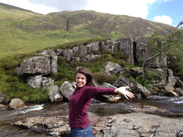 Foi duro dizer adeus às Highlands! Tão lindas!!!!